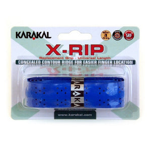 Karakal X Rip Grip - Assorted - 1pk