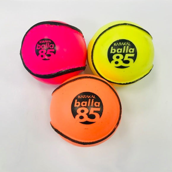 Karakal Balla Wall Ball Assorted Junior x 12