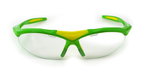 Karakal Pro 3000 Sports Protection Goggle Yellow Green