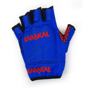 Karakal Pro Hurling Glove - Blue - Left