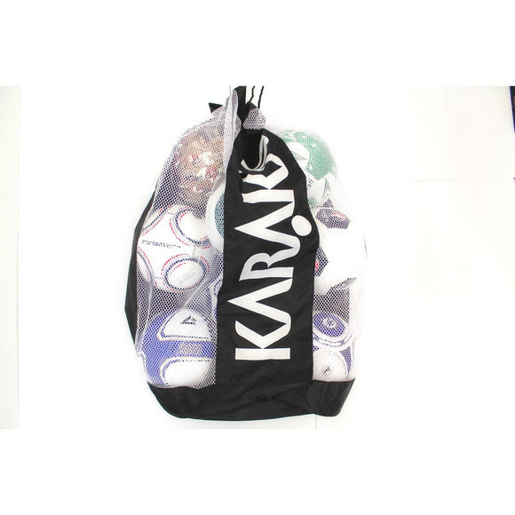 Karakal Ball Bag Black White