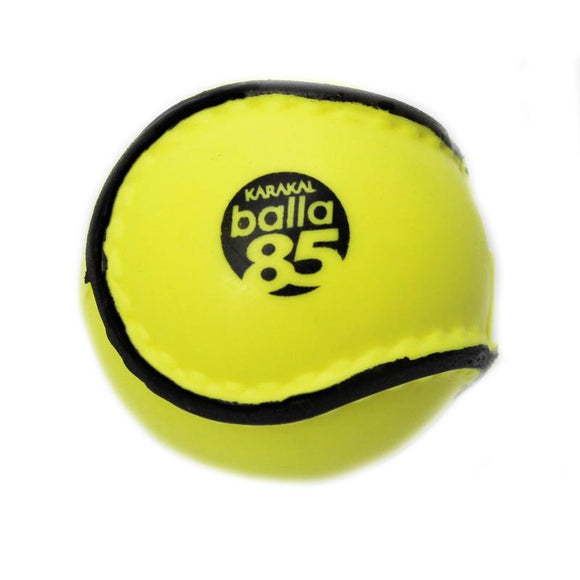 Karakal Balla - Wall Ball - Yellow - Box 12
