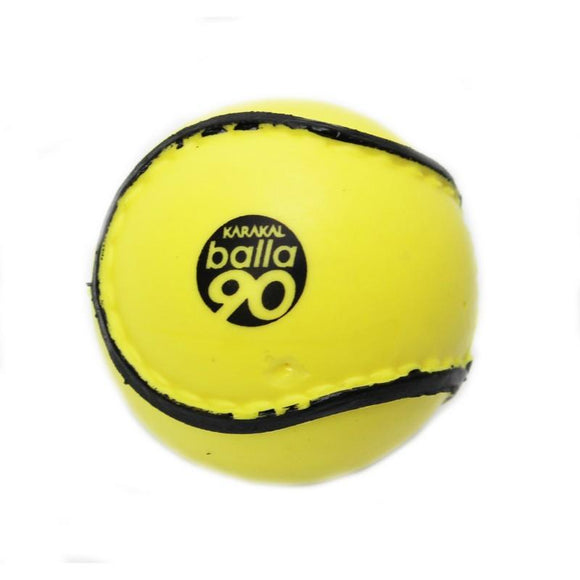 Karakal Balla - Wall Ball - Yellow -Box 12