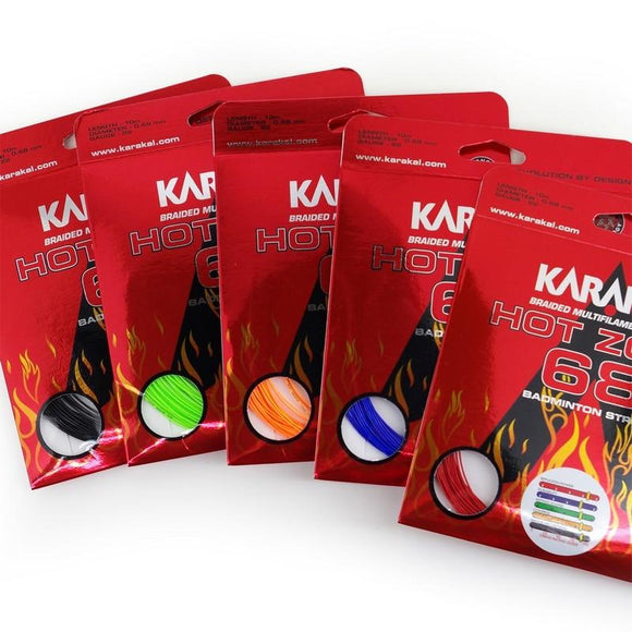 Karakal Hot Zone 68 Badminton String