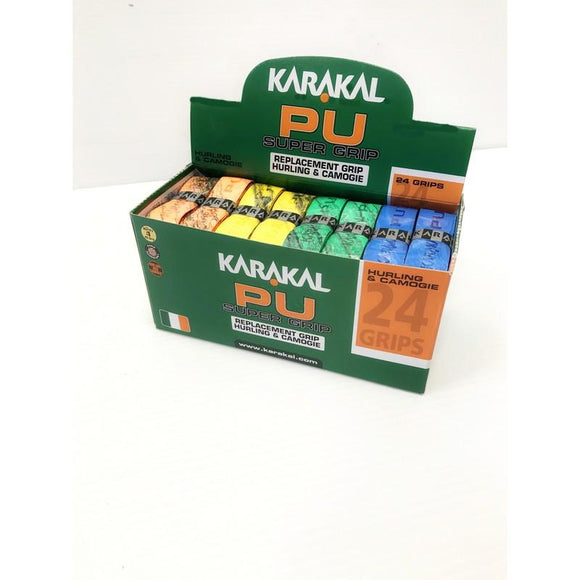 Karakal PU Super Grip - Hurling - Multi -  Box 24