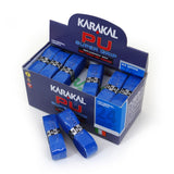 Karakal PU Super Grip - Solid - Blue - Box of 24