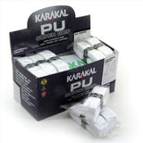 Karakal PU Super Grip - Solid - White - Box of 24