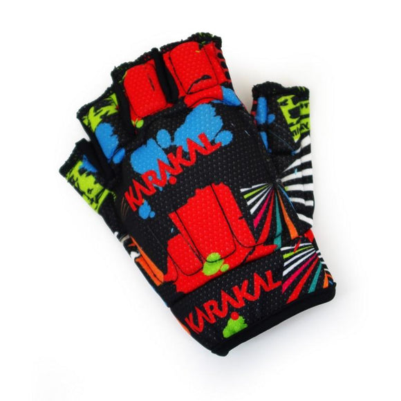 Karakal Pro Hurling Glove - Splash - Left