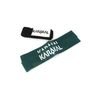 Karakal Tag Rugby Belt + 2 Green Tags