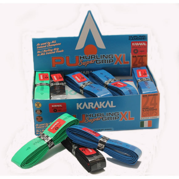 Karakal PU Super Grip - WGPA XL - Assorted - Box 24