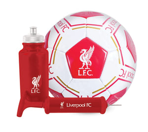 Liverpool Signature Football Gift Set