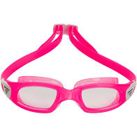 MP Tiburon Goggle Clear Lens - Pink