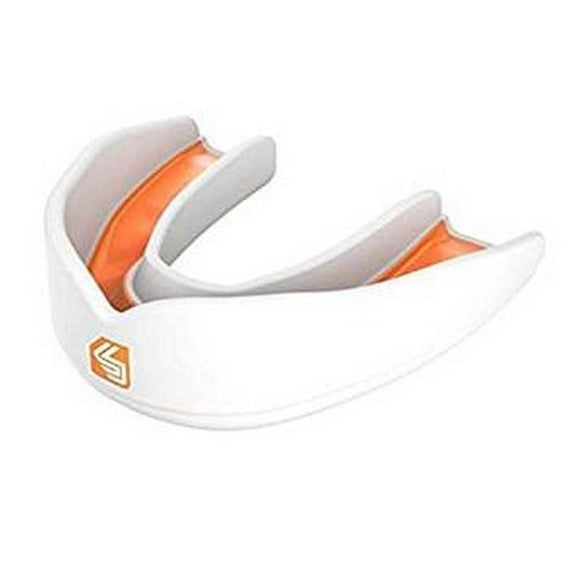 Shock Doctor Ultra Rugby White Orange