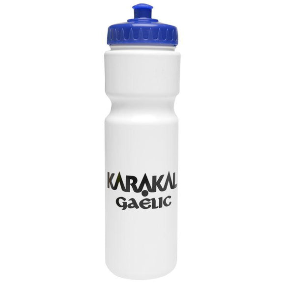 Karakal 800ml Water Bottle White