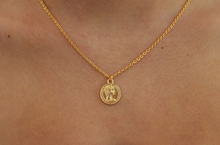 Load image into Gallery viewer, small coin necklace