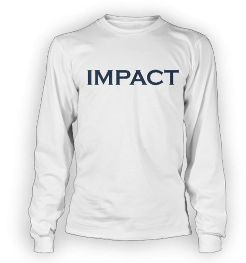 IMPACT Logo Long Sleeve T-Shirt