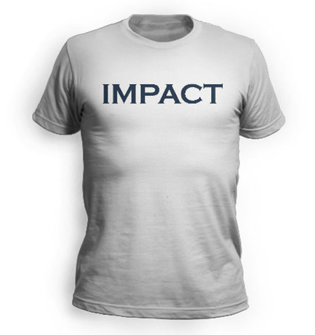IMPACT Logo Short Sleeve T-Shirt