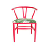 Wishbone Tropical - Fucsia  Silla - Mini Minu | Panama