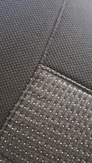 Tailor Made Premium Seat Covers for FORD RANGER PX-PXII-PXIII SERIES 10/2011-ON SINGLE/DUAL/SUPER CAB UTILITY GREY