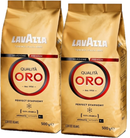Lavazza Qualita Oro Beans 2 x 500G Twin Pack