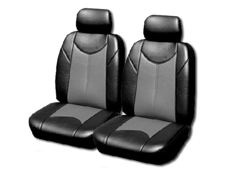 Leather Look PVC Seat Covers for Holden Commodore VE - VEII 08/2006 - 2013 Sedan