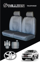 Tailor-Made Toyota Hilux Fronts 03/2005-On Black Single-Cab Stallion