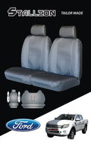 Tailor-Made Ford Ranger Fr 12/2006-09/2011 Dual-Cab Grey Stallion