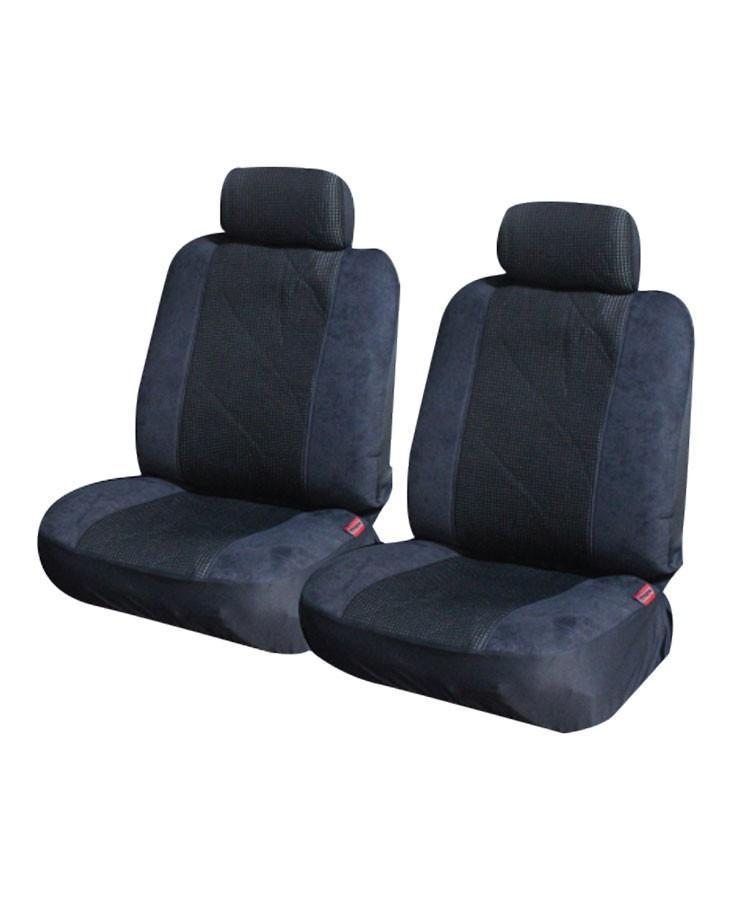 PRESTIGE Universal 60/25 Car Seat Cover - BLACK