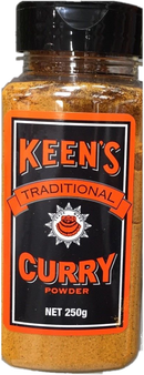 Keens Traditional Curry Powder 250g