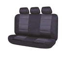 Universal El Toro Series II Rear Seat Covers Size 06/08H - Black/Grey