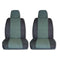 Tailor-Made Plus Toyota Hiace Fronts 1990-02/2005 Grey Prestige