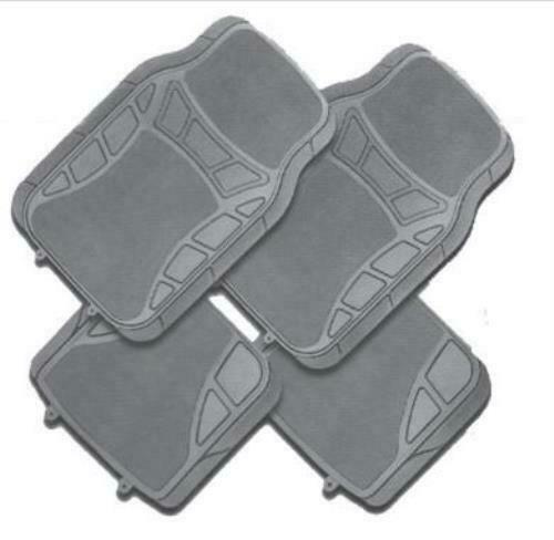 MATRIX 4-Piece Car Mat - GREY