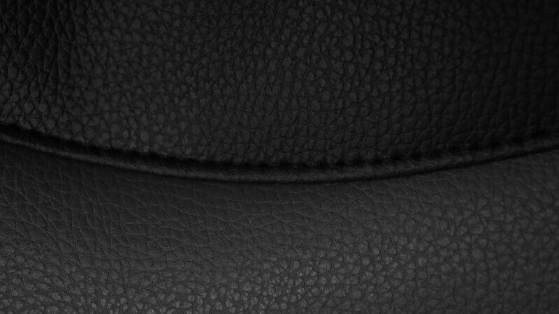 Leather Look PVC Seat Covers for Holden Captiva 09/2006 -01/2011 BLACK 2ROWS
