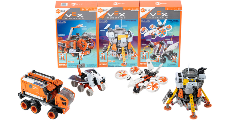 VEX STEM Space Kit Bundle, 3-pack