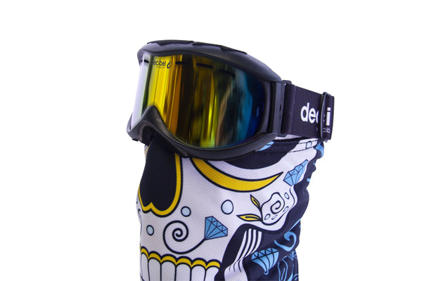 New - Combo Goggle & Facemask, Youth