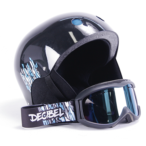 Decibel_Winter_Helmet (SOLD OUT)