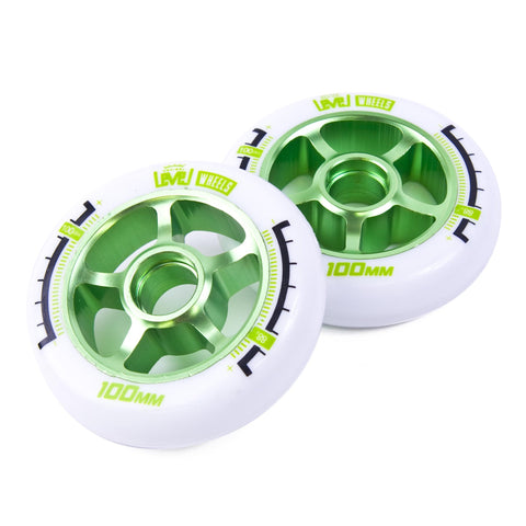 Decibel Level 100dB Wheels - 100mm / 88A