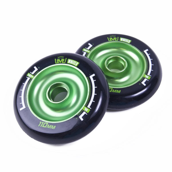 Decibel Level 140dB Wheels - 110mm / 88A