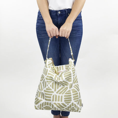 Logan + Lenora Hobo Bag