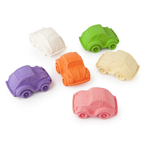 Oli and Carol Small Beetle Cars