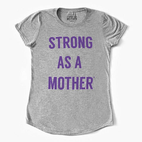 Strong as a Mother NICU Fundraising T-shirt - Size Small