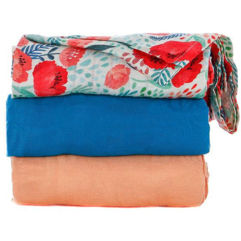 Tula Blankets - set of 3
