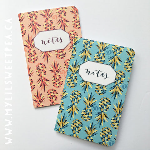 MLSP AppleCheeks Notebooks