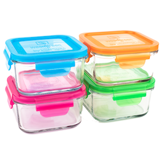 Wean Green Lunch Cubes - 16 oz