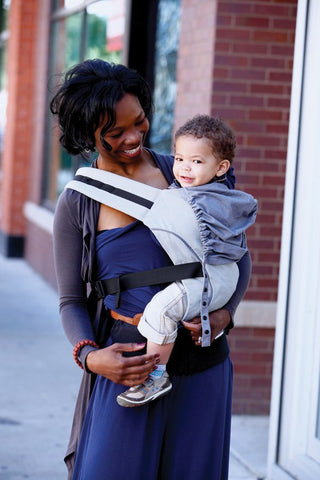 PIKKOLO NEWBORN-TO-TODDLER CARRIER by catbird baby