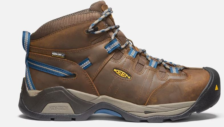 KEEN UTILITY MENS DETROIT XT MID SAFETY