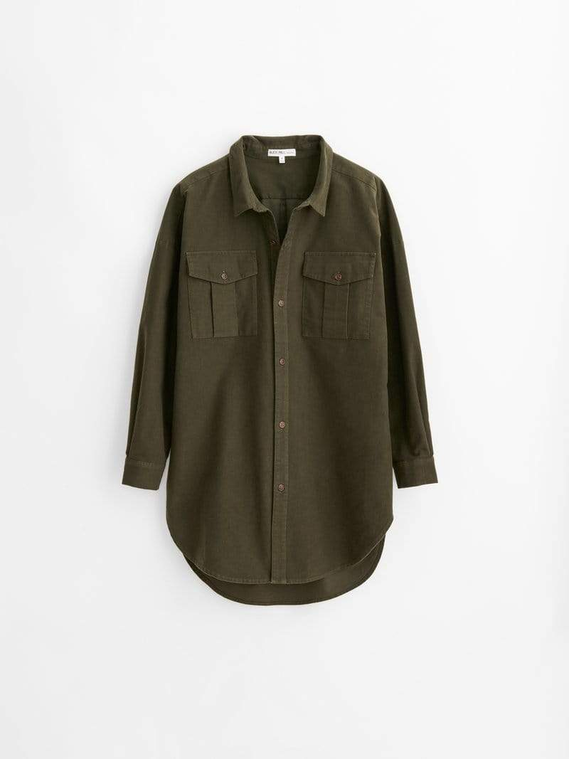 Alex Mill Tops Alex Mill <br> Tunic Jacket