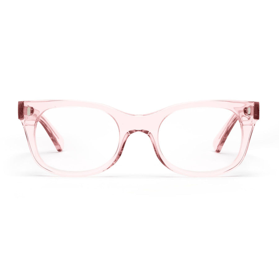CADDIS Accessories CADDIS <br> Bixby Readers Polished Clear Pink