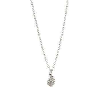 Cathy Waterman Jewelry Cathy Waterman <br> Tiny Paisley on Chain Necklace