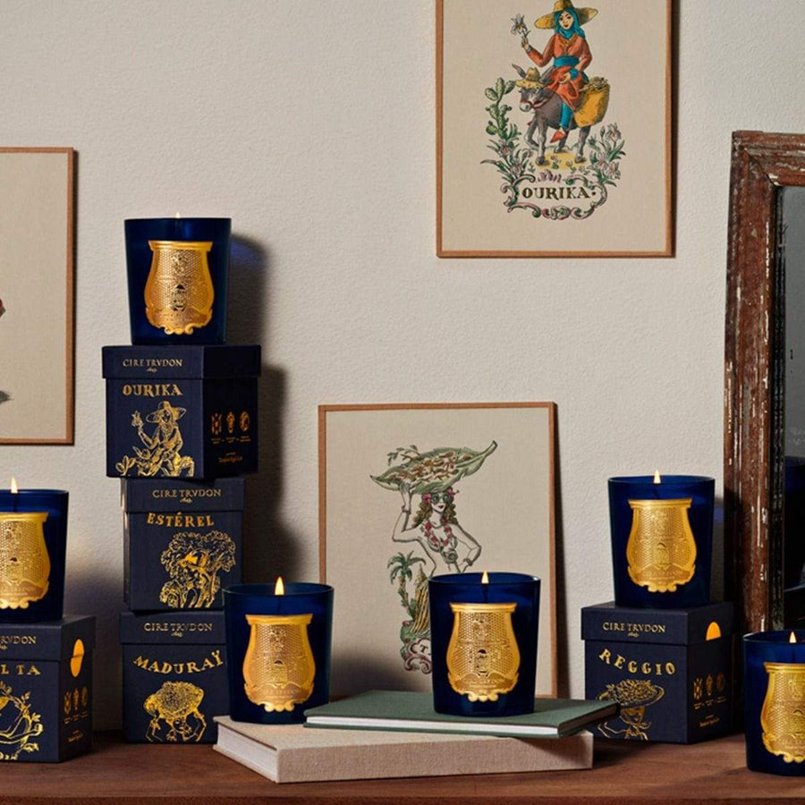 Cire Trudon Candle Salta Classic Candle